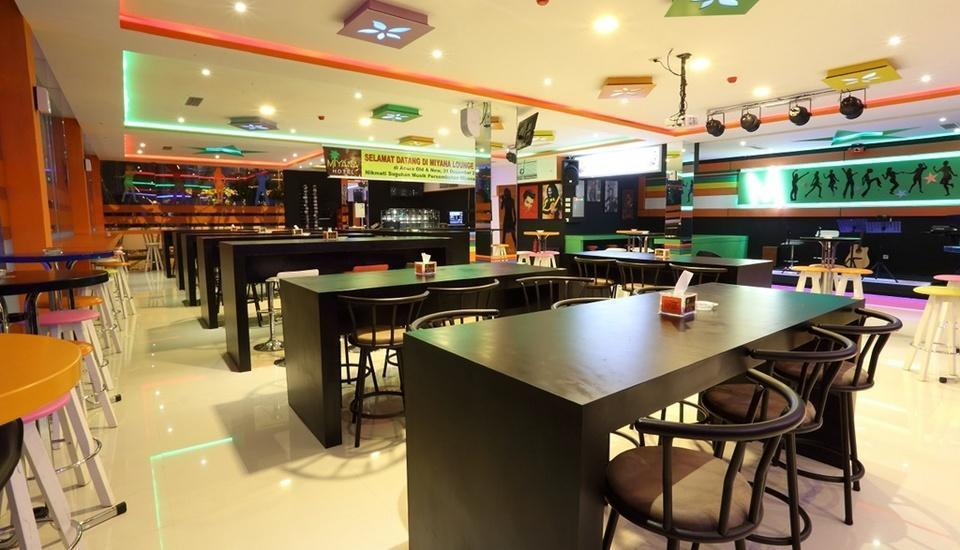 Miyana Hotel Medan - Karaoke & Lounge (07/Feb/2014)