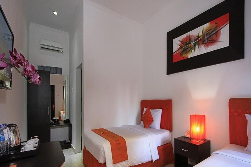 Kubu Anyar Hotel Bali - Deluxe Room Only Basic Deal 20%