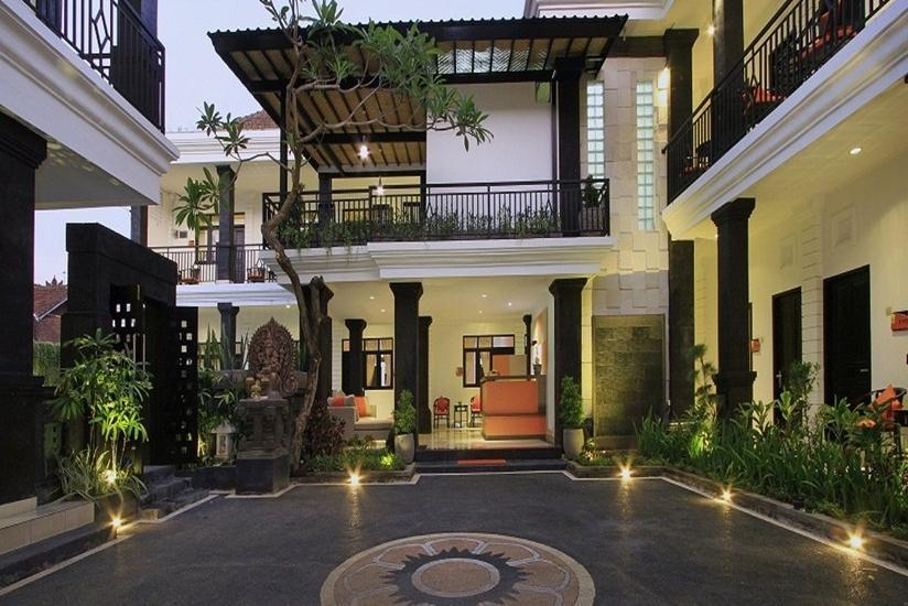 Kubu Anyar Hotel Bali - Eksterior