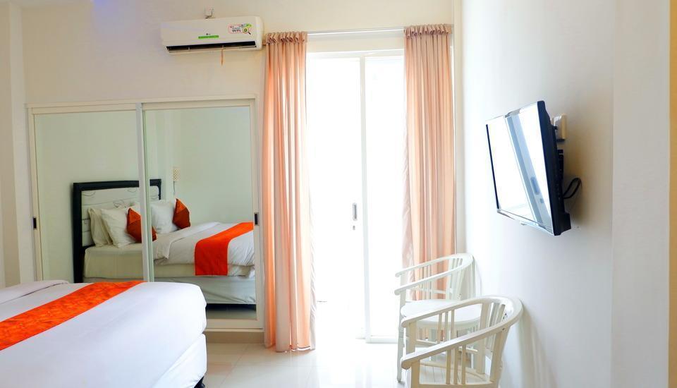 Kubu Anyar Hotel Bali - Kamar Double
