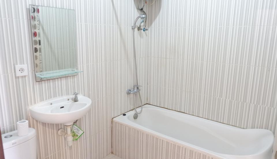 Kubu Anyar Hotel Bali - kamar mandi