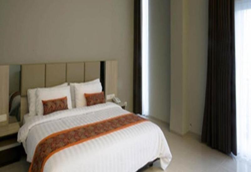 Moscato Hotel and Cafe Bandung - Kamar tamu
