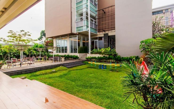 Moscato Hotel and Cafe Bandung -