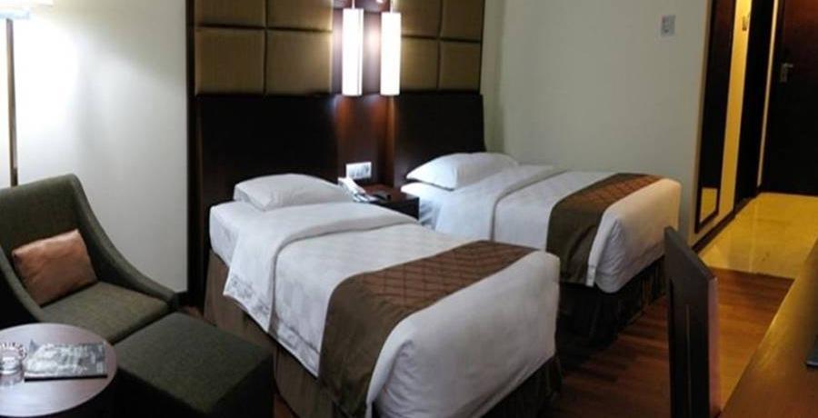 Grand Dafam Bela Ternate - Deluxe Room Regular Plan