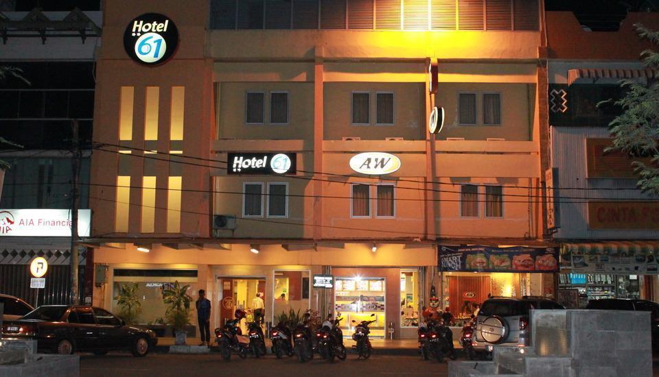 Hotel 61 Banda Aceh - Eksterior