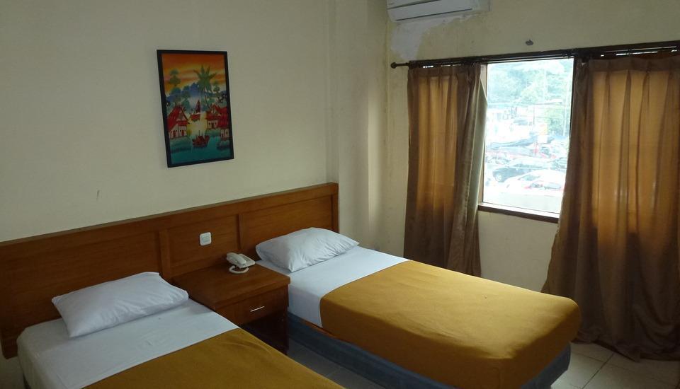 Hotel Nusantara Tanah Abang - Kamar tamu