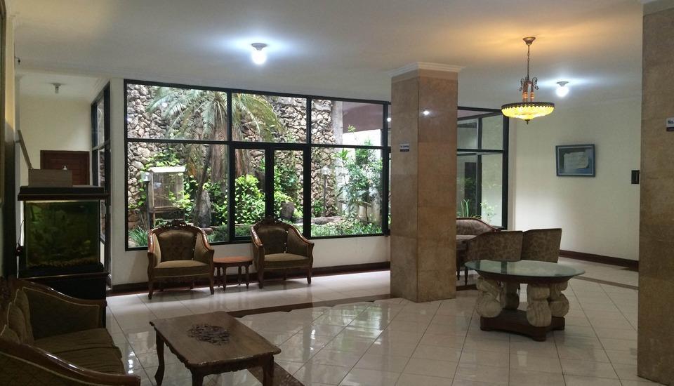 Hotel Nusantara Tanah Abang - Interior