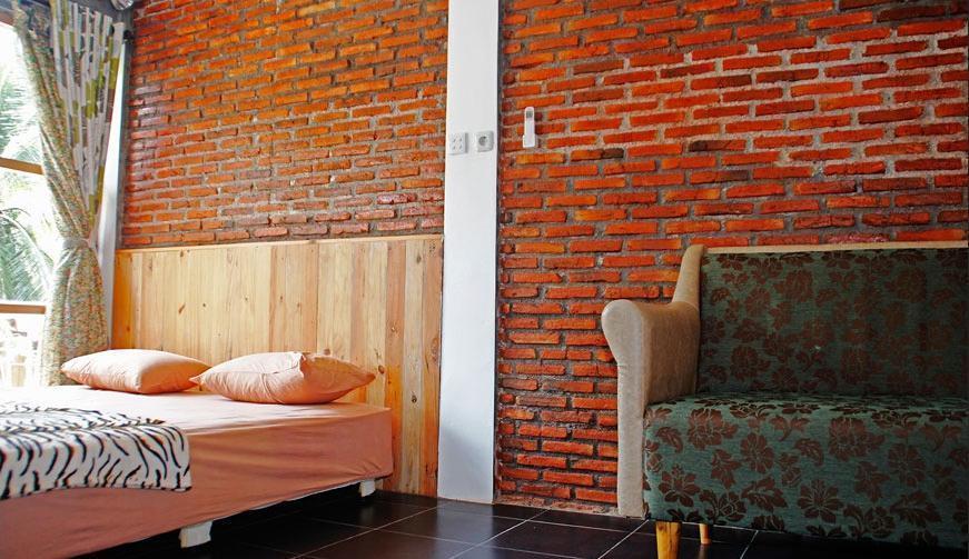 Pondok Cowet Batukaras Pangandaran - Superior room