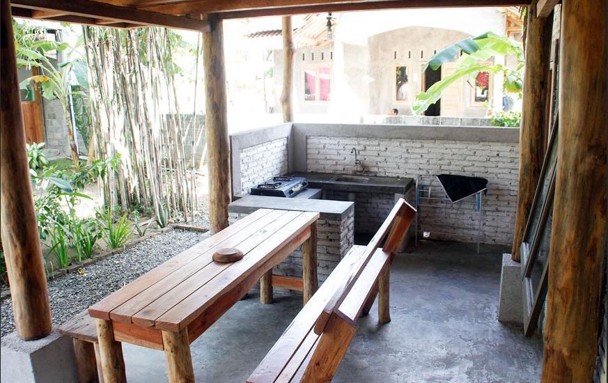 Pondok Cowet Batukaras Pangandaran - Villa