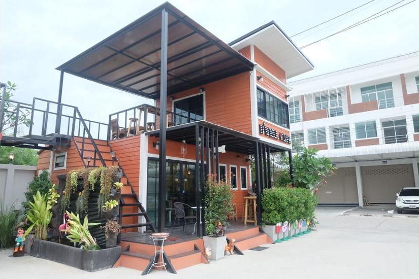 ZEN Rooms D-well Residence Don Muang Bangkok - Cafe