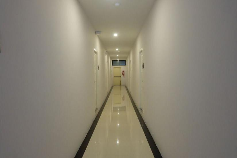 ZEN Rooms D-well Residence Don Muang Bangkok - Hallway