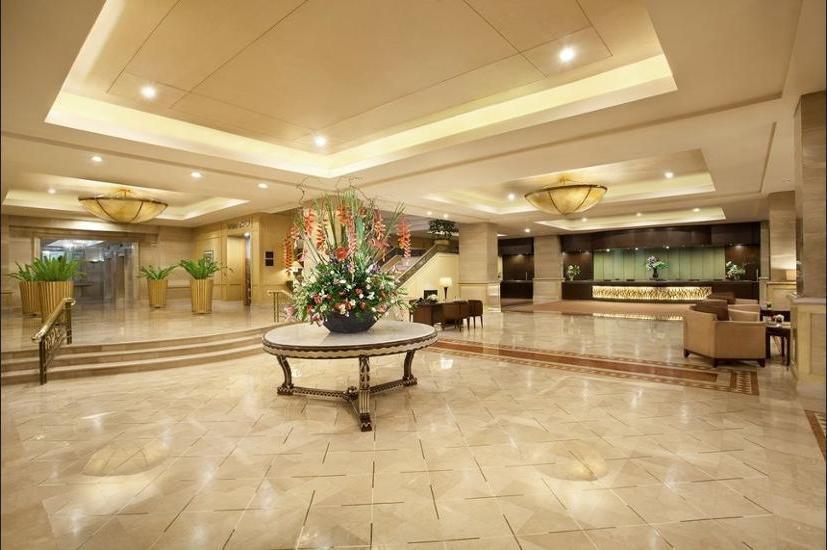 Le Grandeur Mangga Dua - Lobby