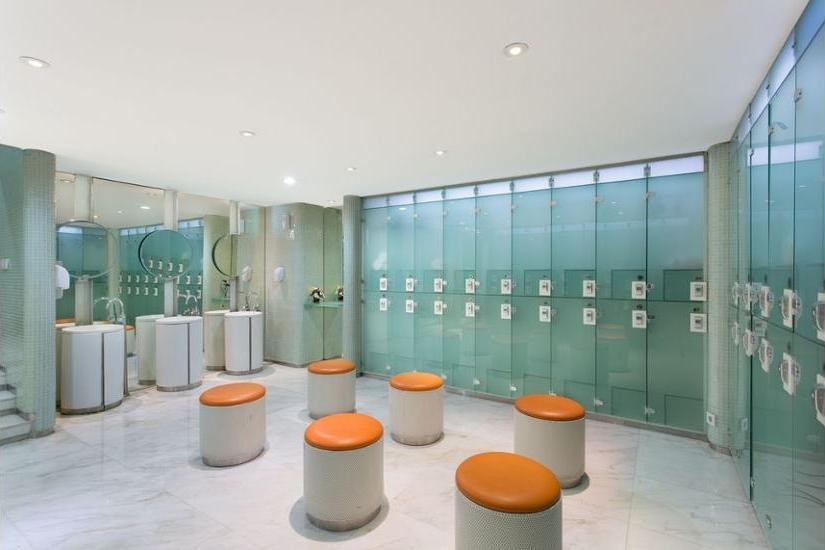 Le Grandeur Mangga Dua - Fitness Facility
