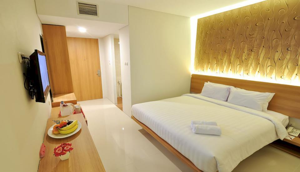 Tickle Hotel Yogyakarta - Kamar Superior Regular Plan
