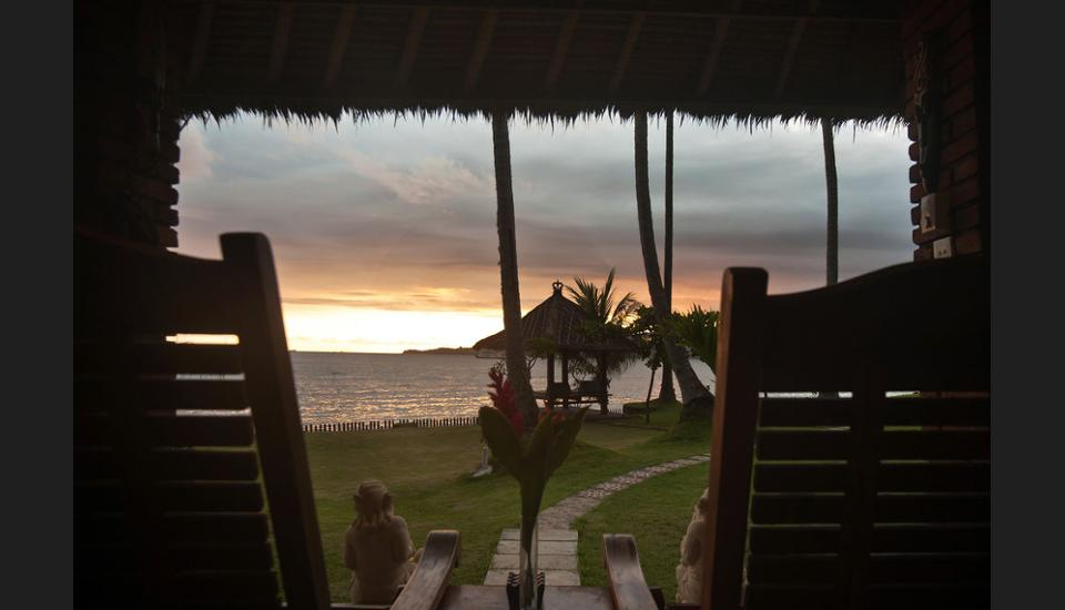 Sea Breeze Candidasa - Guestroom