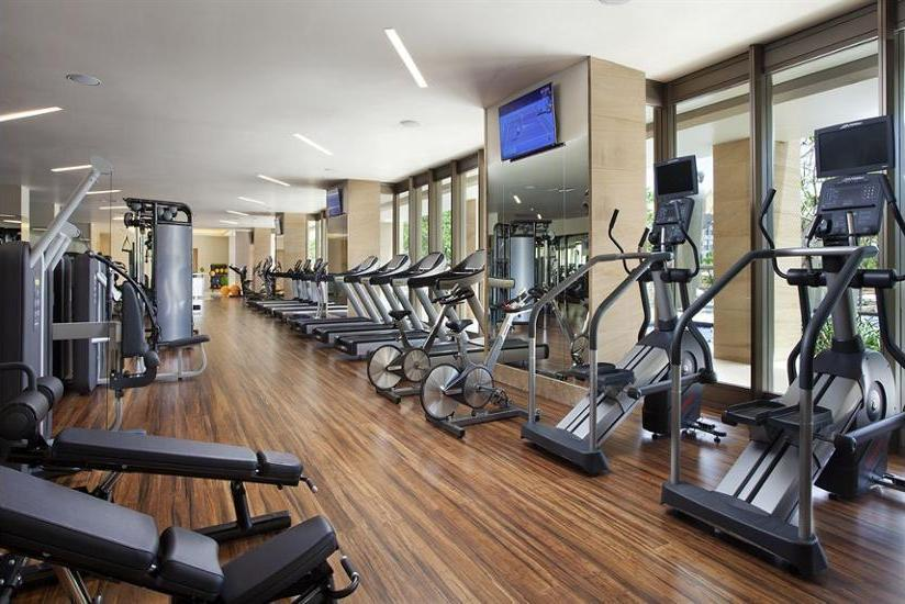 Mulia Resort Bali - Gym