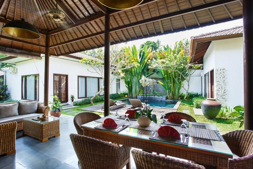 Ubud Raya Resort Bali - In-Room Dining