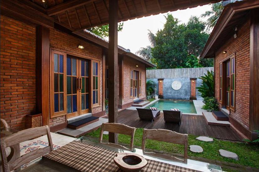 Ubud Raya Resort Bali - Outdoor Pool