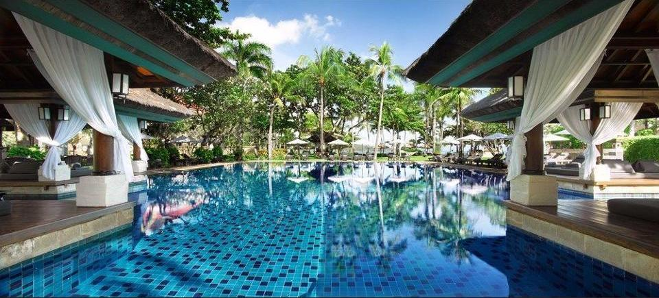 InterContinental Bali - Pool