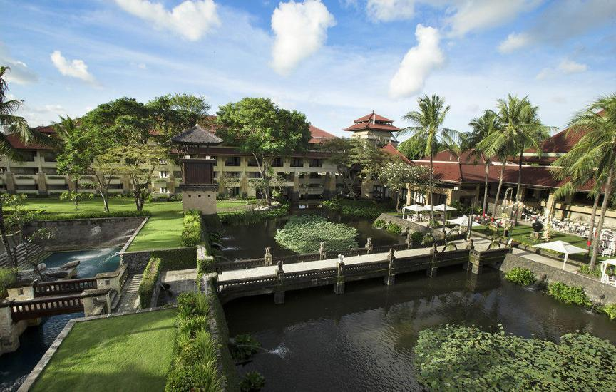 InterContinental Bali - Property Grounds