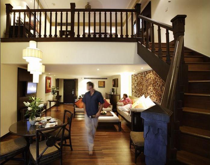 InterContinental Bali - Dupleks Klub, 1 Tempat Tidur King Regular Plan