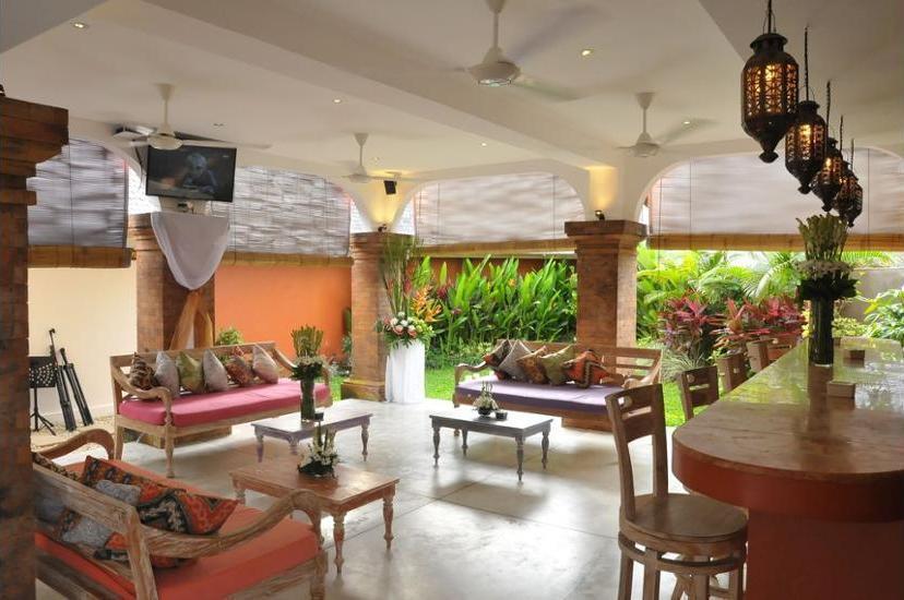 Hacienda Bali - Hotel Bar