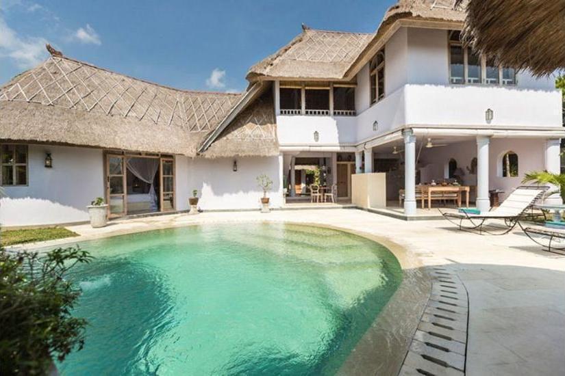 Hacienda Bali - Vila, 2 kamar tidur, kolam renang pribadi Diskon!