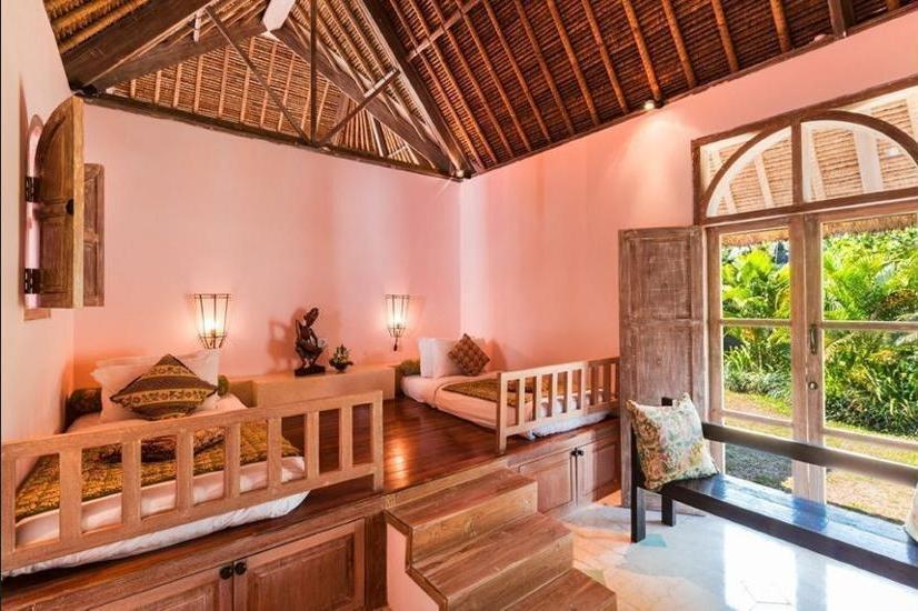 Hacienda Bali - Vila, 4 kamar tidur, kolam renang pribadi Diskon!