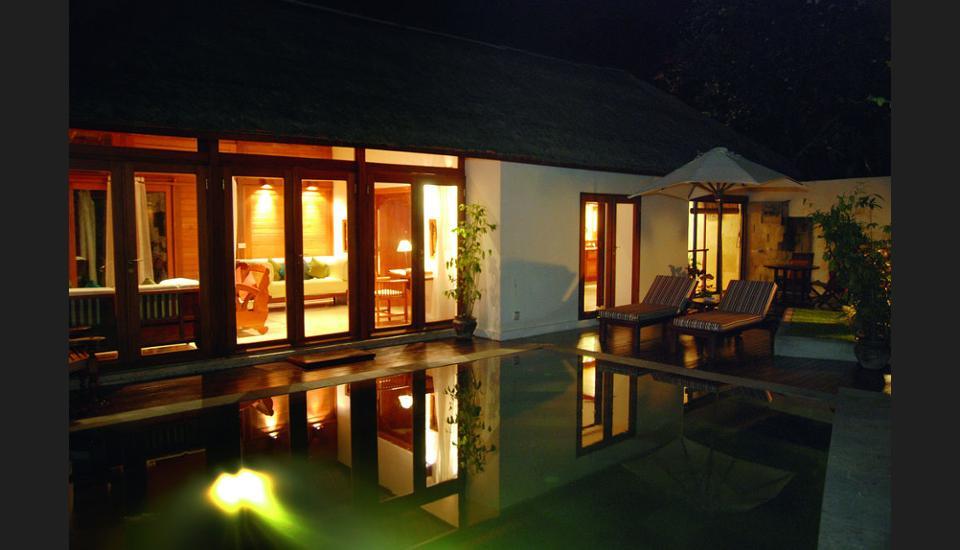 Belmond Jimbaran Puri - Lobby Sitting Area