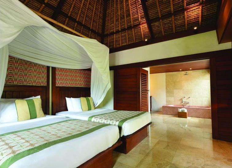 Belmond Jimbaran Puri - Treatment Room