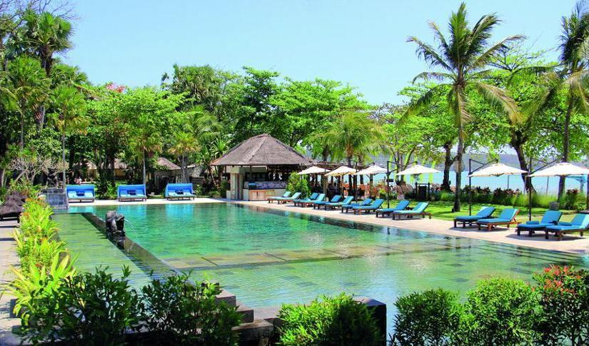 Belmond Jimbaran Puri - Outdoor Pool