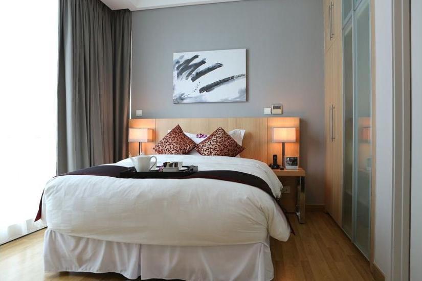 Fraser Residence Sudirman Jakarta - Living Area