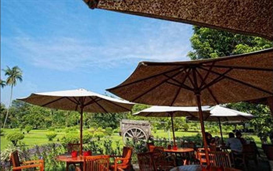 Hotel Manohara Magelang - Cafe