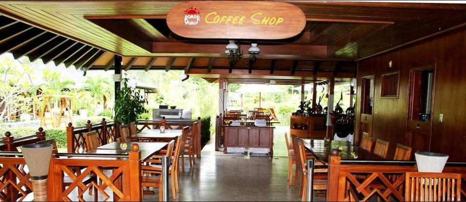 Hotel Manohara Magelang - Coffee Shop