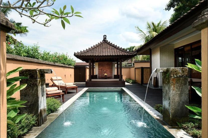 The Chedi Club Tanah Gajah Ubud - Lobby