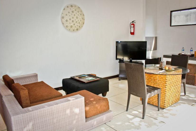 Jay's Villas Bali - Living Area