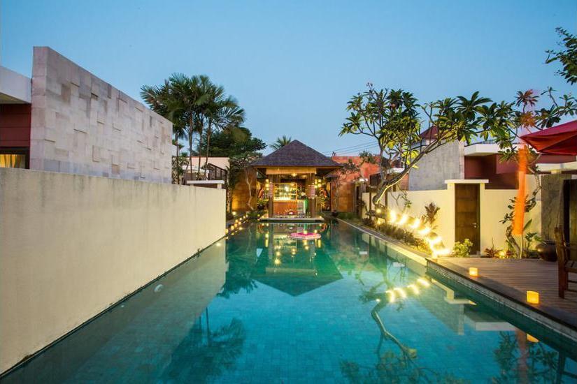 Jay's Villas Bali - Outdoor Pool