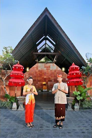 Jay's Villas Bali - Hotel Entrance