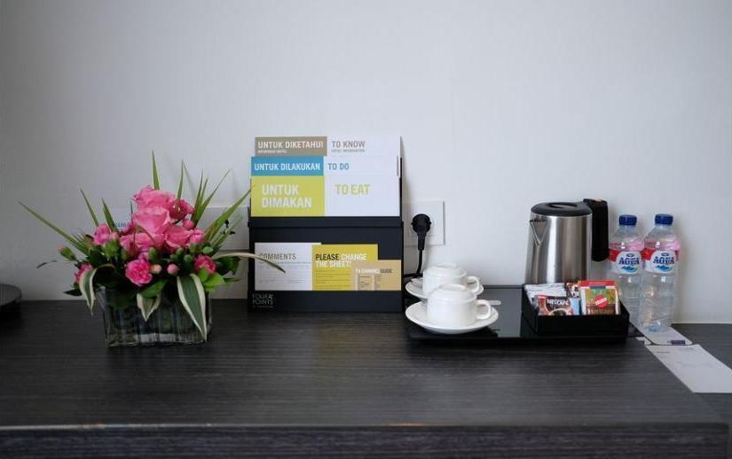 Four Points by Sheraton Jakarta Thamrin - Property Amenity