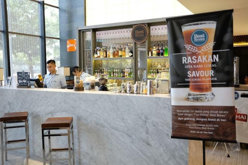 Four Points by Sheraton Jakarta Thamrin - Hotel Bar