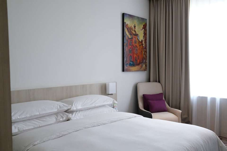 Four Points by Sheraton Jakarta Thamrin - Kamar Deluks Regular Plan
