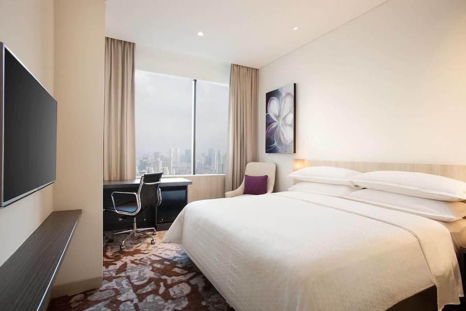 Four Points by Sheraton Jakarta Thamrin - Kamar Deluks (City) Regular Plan