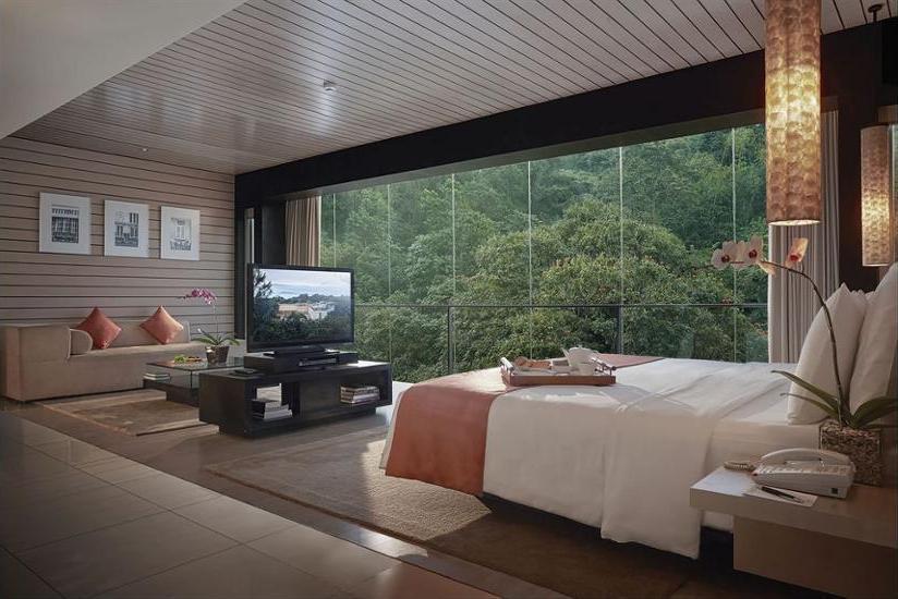 Padma Hotel Bandung - Aerial View