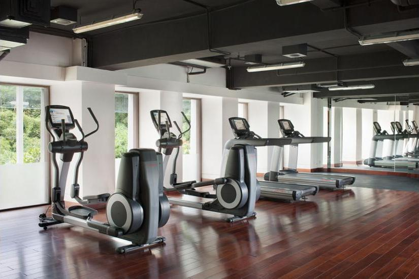 Padma Hotel Bandung - Fitness Facility