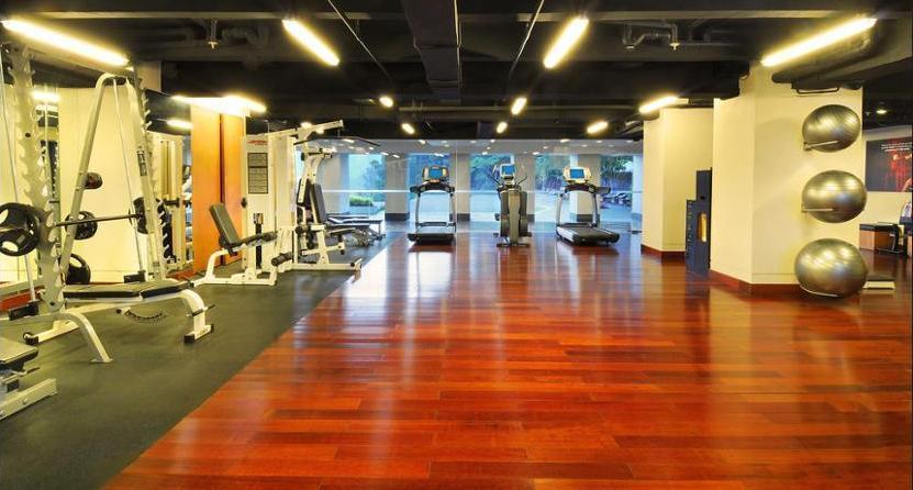 Padma Hotel Bandung - Sports Facility