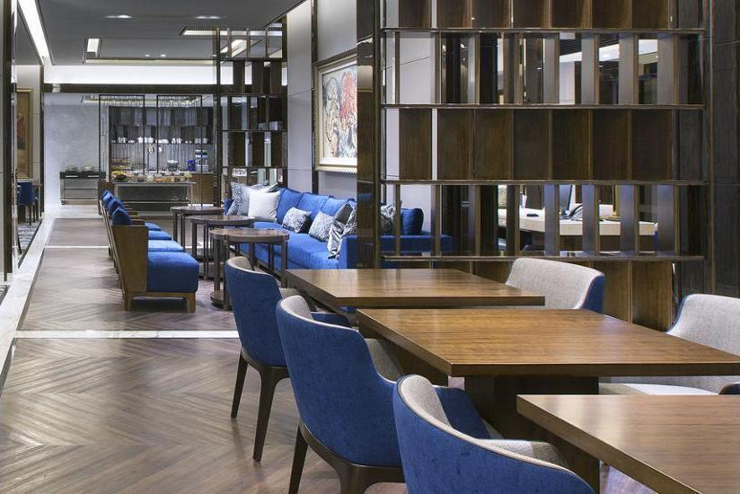 Sheraton Grand Jakarta Gandaria City Hotel Jakarta - Hotel Interior