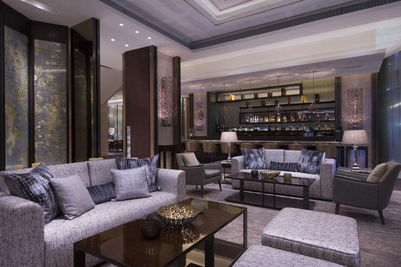 Sheraton Grand Jakarta Gandaria City Hotel Jakarta - Hotel Lounge
