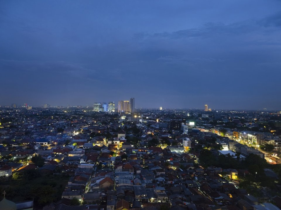 Sheraton Grand Jakarta Gandaria City Hotel Jakarta - Kamar Deluks Regular Plan