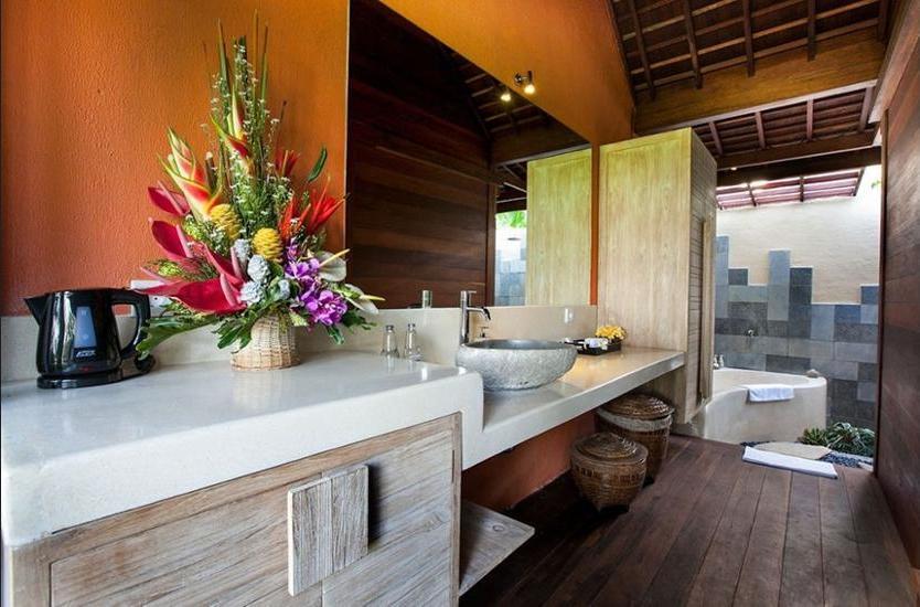Ubud Padi Villas Bali - Bathroom