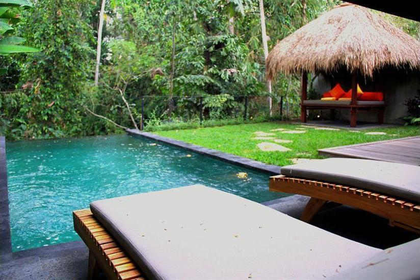 Ubud Padi Villas Bali - Terrace/Patio